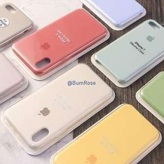 🚚 Silky Matte iPhone Case