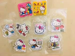 Hello Kitty 2011年磁石貼