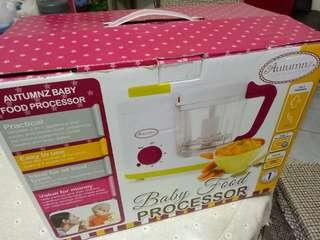 Food processor for baby and adults