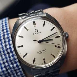 Omega Seamaster Cosmic Swiss Watch