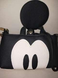 Small Mickey Mouse Slingbag/Pouch