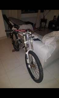 Giant Faith Mountain Bike