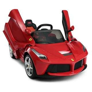 [NEW] Licensed Ferrari LaFerrari Kids Electric Ride On Car
