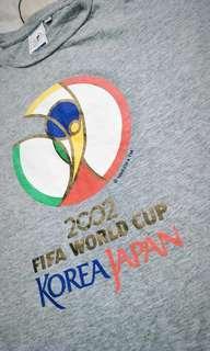 🚚 Vintage World Cup 2002 Tee