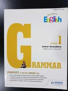 All About English Sec 2 Textbook (Express)
