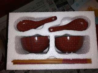 BN Chinese Bowl Set