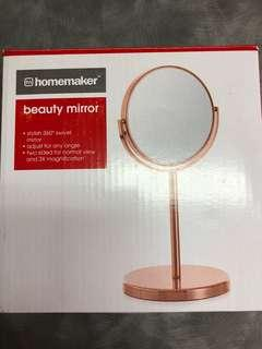 Table Beauty Mirror