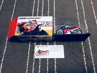 7-11 #4 Honda 1:24 本田經典重機系列