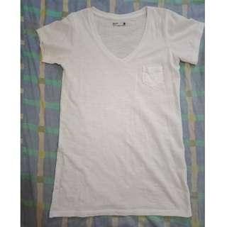brand new bench white shirt