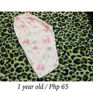 Preloved Baby Girl Stuffs