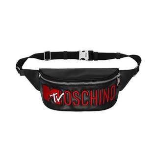 MOSCHINO [TV] H&M embroidered waist bag