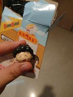 7-11小丸子 lego 6號阿媽換小玉 可賣