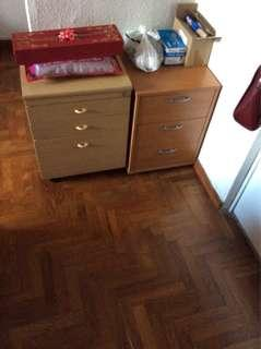 2 side tables
