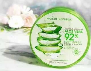 Original Nature Republik Aloe Vera 92%