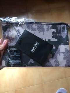 Korean Monofold pouch
