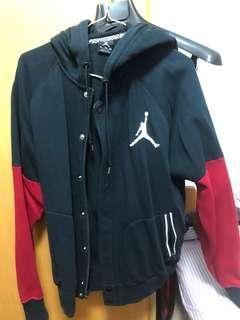 Jordon jacket size XL 80%new