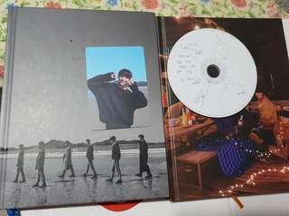 (WTT)BTOB HOUR MOMENT CHANGSUB CD & Minhyuk PC
