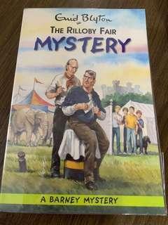Enid Blyton-The Rilloby Fair Mystery