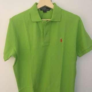 Ralph Lauren Polo Shirt (Nego)