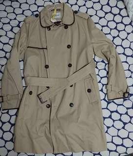 #jacketformen BIEM mens Trench Coat 男裝乾濕褸 L 碼 90% new