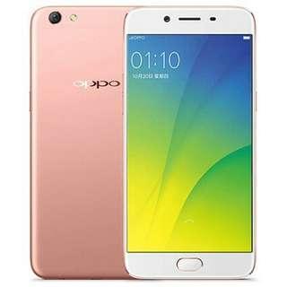 Oppo R9 Rose Gold