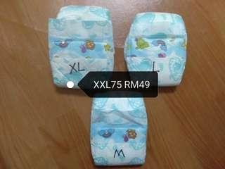 Pampers Murah/Pampers Tapes/Pampers Borong Direct Kilang