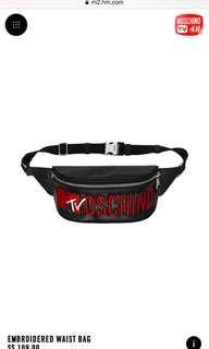 H&M Moschino Waist Bag
