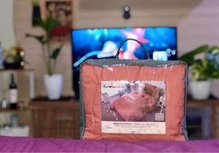 BED COVER + BED SHEET SET - JUAL RUGI
