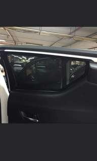 Toyota CHR sunshade