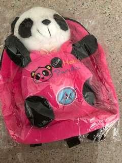 Panda Bag for kids