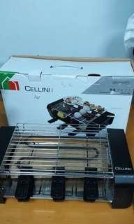CELLINI 三合一電子BBQ燒烤爐