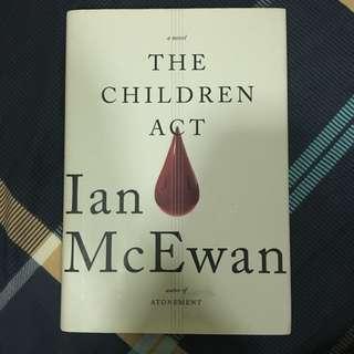 The Children Act by Ian McEwan