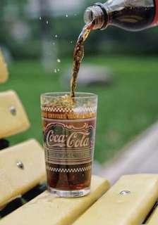Vintage Coca Cola Cup
