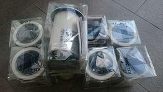 LED GU10 High power light box_(11 set)