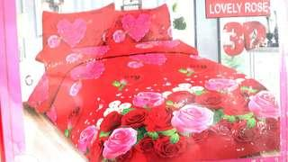 NEW Rose bedding set