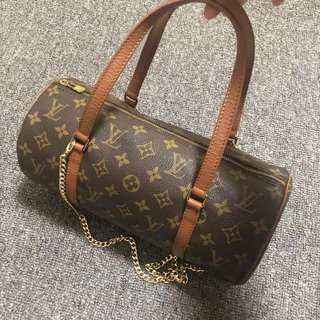 c7d5c0a4a4 Authentic vintage LV Handbag Papillon bag