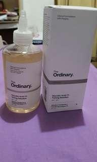 [PRELOVED] The Ordinary Glycolic Acid 7%