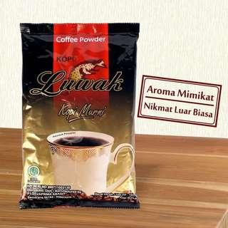 Luwak Kopi Murni Premium - 165gr