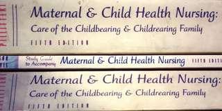 Maternal & Child Health Nursing 5th ed (price is negotiable)