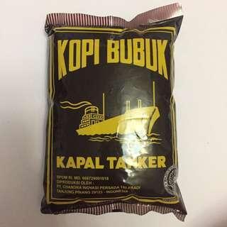 Kopi Bubuk Kapal Tanker - 370gr
