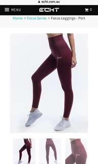 Echt focus leggings