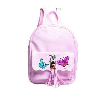 Women Backpack Tas Ransel Wanita - BDI 004