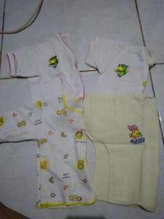 Take all baju bayi ( C)