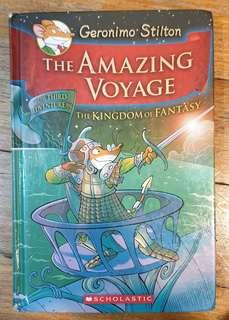 Geronimo Stilton - The Amazing Voyage