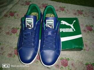 Puma match Leather
