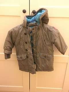 🚚 男童鋪棉冬季外套