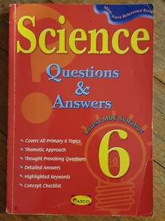 Science Questions & Answers