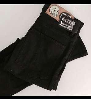 Cheap Monday 黑色牛仔褲