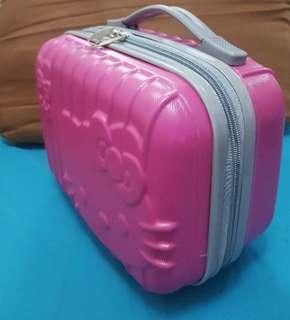 HK Cosmetic Suitcase Bag