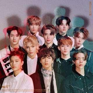 [LF/WTB] NCT127 Regulate Repackaged Album INSTOCK